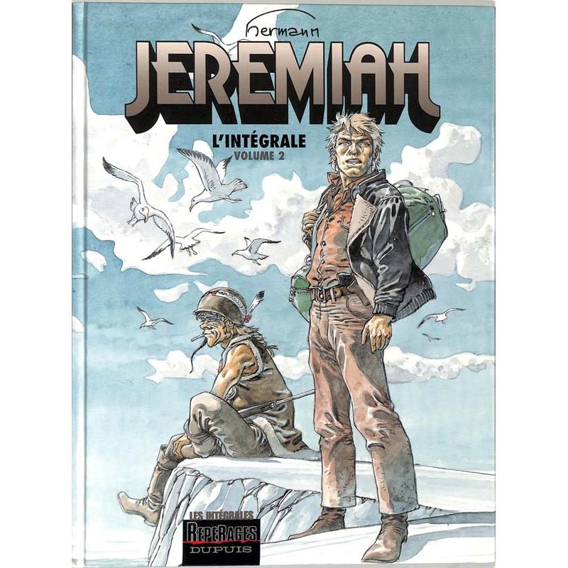 ABAO Bandes dessinées Jeremiah Intégrale 02