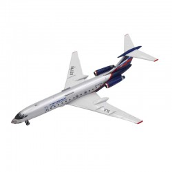 ABAO Aviation Aeroflot Russian Airlines (1/200) Tupolev TU-134A-3. RA-65770. Limited édition.