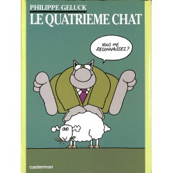 Bandes dessinées Le Chat 04