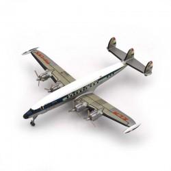 ABAO Aviation Western Models (1/200) CA3B Lockheed L-1049G Super constellation (KLM)