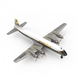 "ABAO Aviation Western Models (1/200) CA2A Douglas DC-7C ""Seven seas"" B.O.A.C."