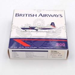 ABAO Aviation 200Aviation (1/200) British Airwys HS-748. Srs 2B/287.