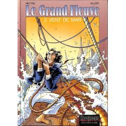 Bandes dessinées Le Grand Fleuve 02