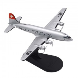 ABAO Aviation Hobby Master (1/200) Douglas DC-4. Swiss Airlines. HB-ILO.