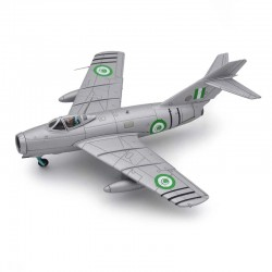 """ABAO Aviation Hobby Master (1/72) World Mig-15 Series. Mig-15bis """"Fagot"""" Early Soviet Jet Fighter."""