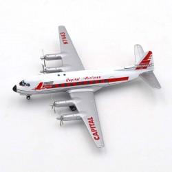 ABAO Aviation Corgi (1/144) Vickers Viscount 700. Capital Airlines N7443. 1956.