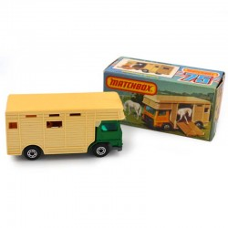 ABAO Automobiles Matchbox (1/64) Horsebox.