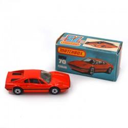 ABAO Automobiles Matchbox (1/64) Ferrari.