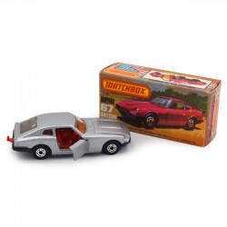 ABAO Automobiles Matchbox (1/64) Datsun 260-Z.