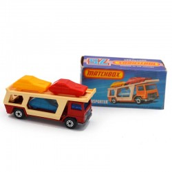 ABAO Automobiles Matchbox (1/64) Car transporter.
