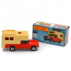 ABAO Automobiles Matchbox (1/64) Camper.