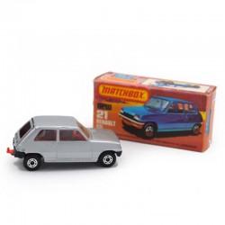 ABAO Automobiles Matchbox (1/64) Renault 5TL.
