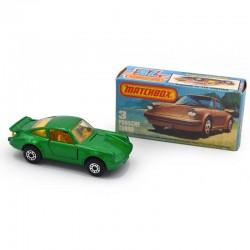 ABAO Automobiles Matchbox (1/64) Porsche Turbo.