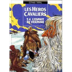 Bandes dessinées Les Héros cavaliers 04