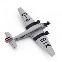 "ABAO Aviation Hobby Master (1/144) JU-52 3M. Lufthansa. 1936 ""D-Abik""."