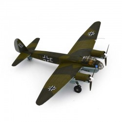 ABAO Aviation Corgi (1/72) Junkers. JU-88 A-1 LG-I/III LG-I. France, summer 1940.