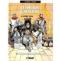 Bandes dessinées Les Héros cavaliers 02