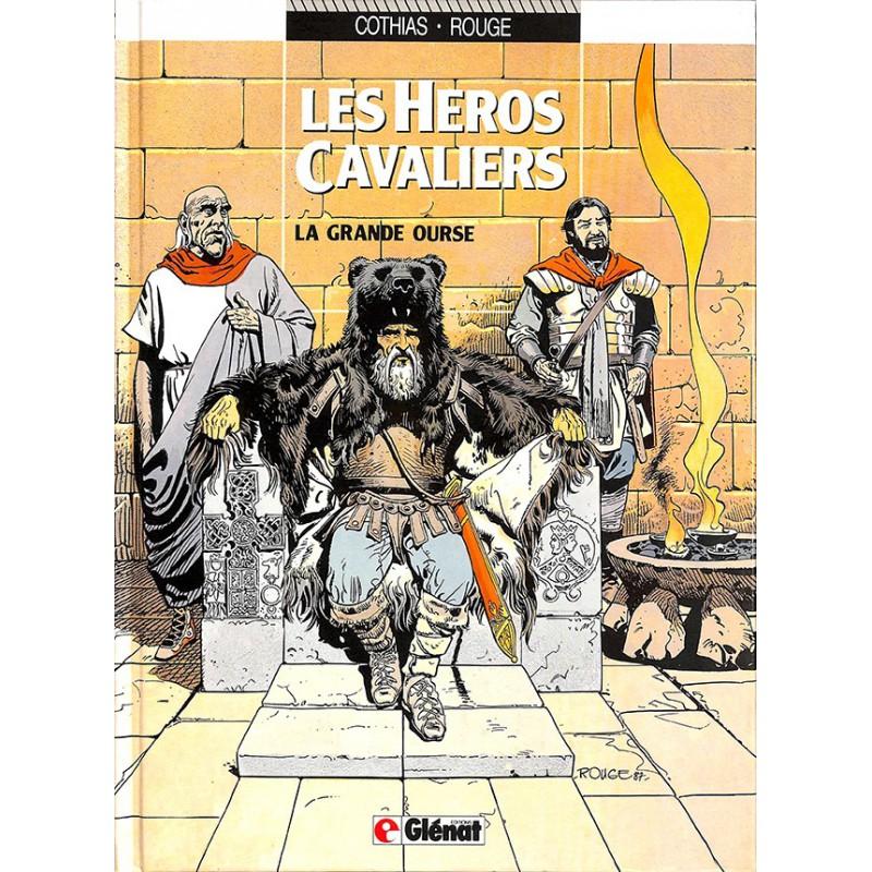 ABAO Bandes dessinées Les Héros cavaliers 02