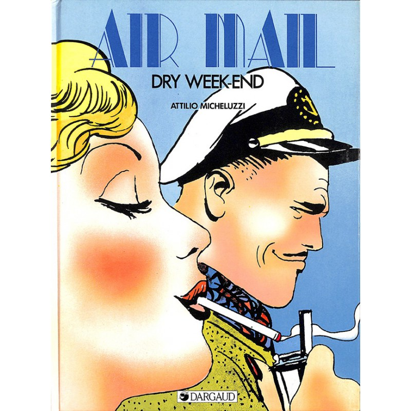 ABAO Bandes dessinées Air mail 02