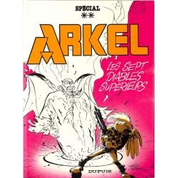 ABAO Bandes dessinées Arkel 00 Spécial **