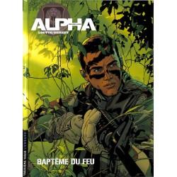 ABAO Bandes dessinées Alpha Premières armes 01