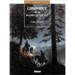 ABAO Bandes dessinées Chronique de la maison Le Quéant 07