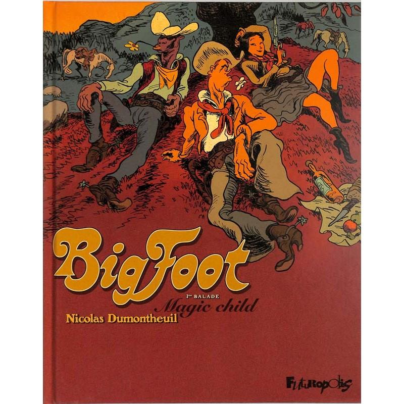 ABAO Bandes dessinées Big Foot 01