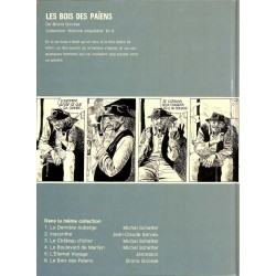 ABAO Bandes dessinées Goosse (Bruno) - Le Bois des païens + Dédicace.