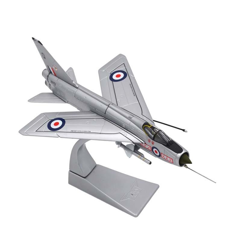 ABAO Aviation Corgi (1/72) English Electric Lightning F3.XR751 Q29 Squadron RAF Wattisham 1971. Limited edition.