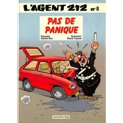 ABAO Bandes dessinées L'Agent 212 08