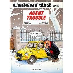ABAO Bandes dessinées L'Agent 212 10