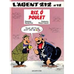ABAO Bandes dessinées L'Agent 212 12