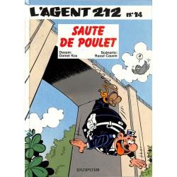 ABAO Bandes dessinées L'Agent 212 14