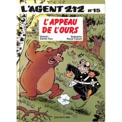 ABAO Bandes dessinées L'Agent 212 15