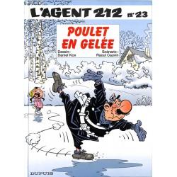 ABAO Bandes dessinées L'Agent 212 23