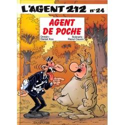 ABAO Bandes dessinées L'Agent 212 24