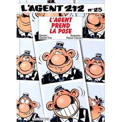 ABAO Bandes dessinées L'Agent 212 25