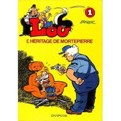 ABAO Bandes dessinées Lou 01 + Dédicace