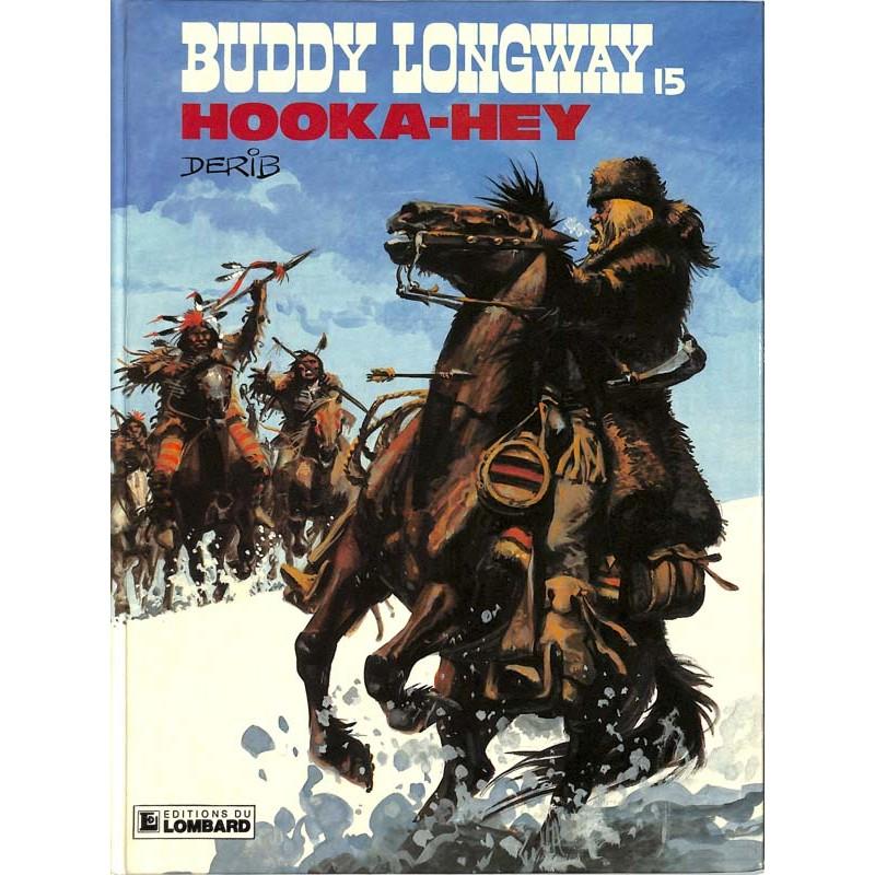ABAO Bandes dessinées Buddy Longway 15