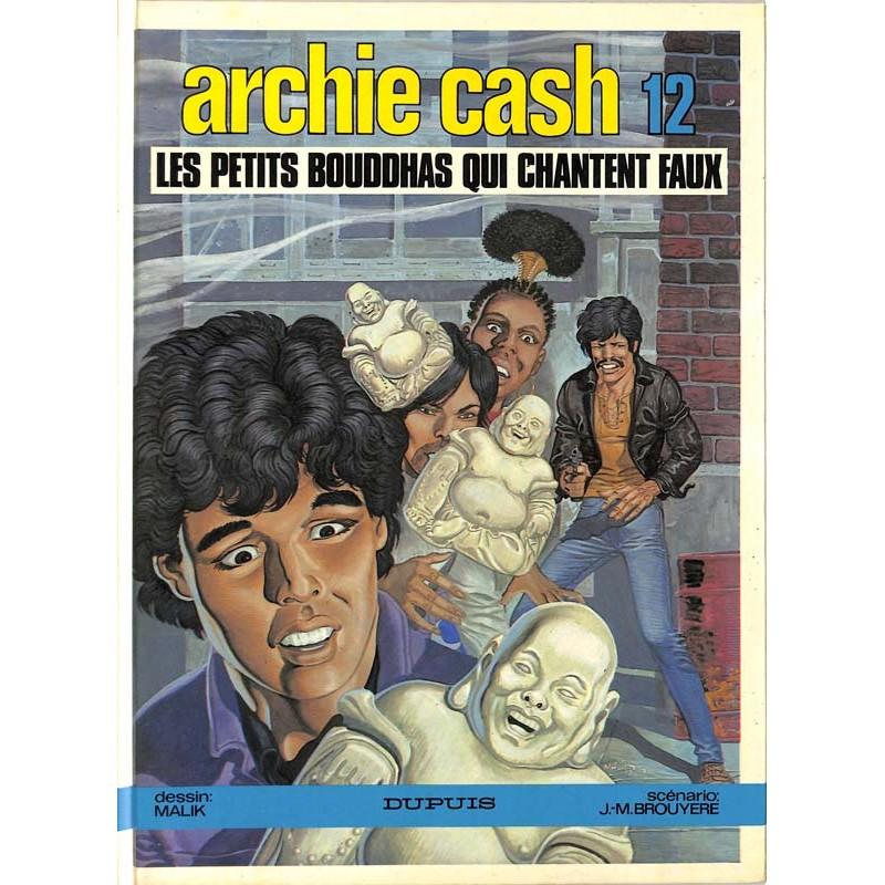ABAO Bandes dessinées Archie Cash 12