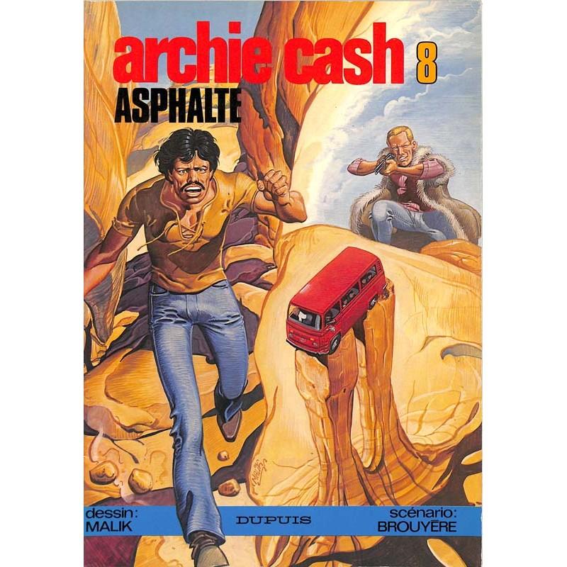 ABAO Bandes dessinées Archie Cash 08