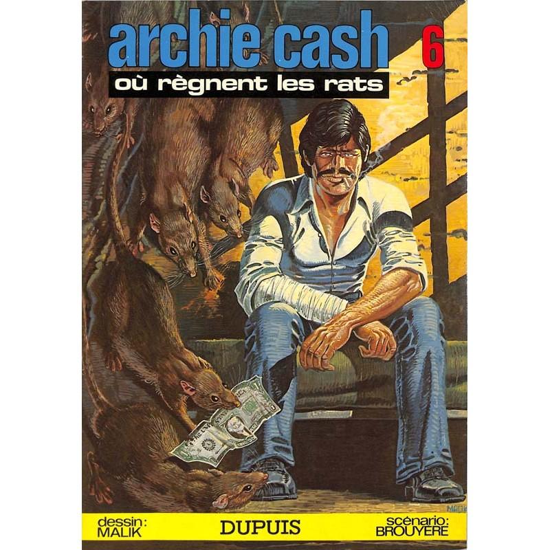 ABAO Bandes dessinées Archie Cash 06