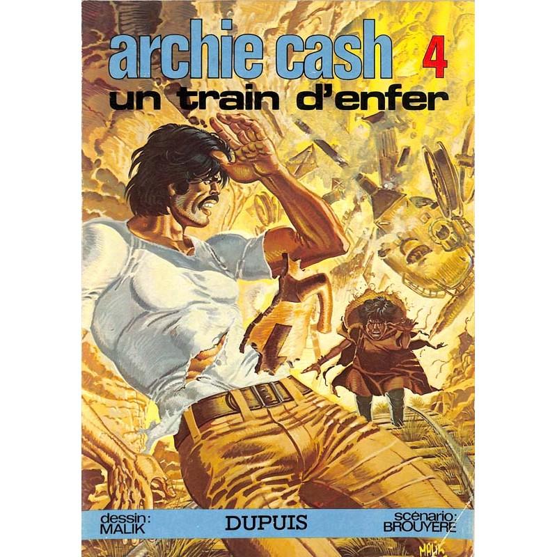 ABAO Bandes dessinées Archie Cash 04