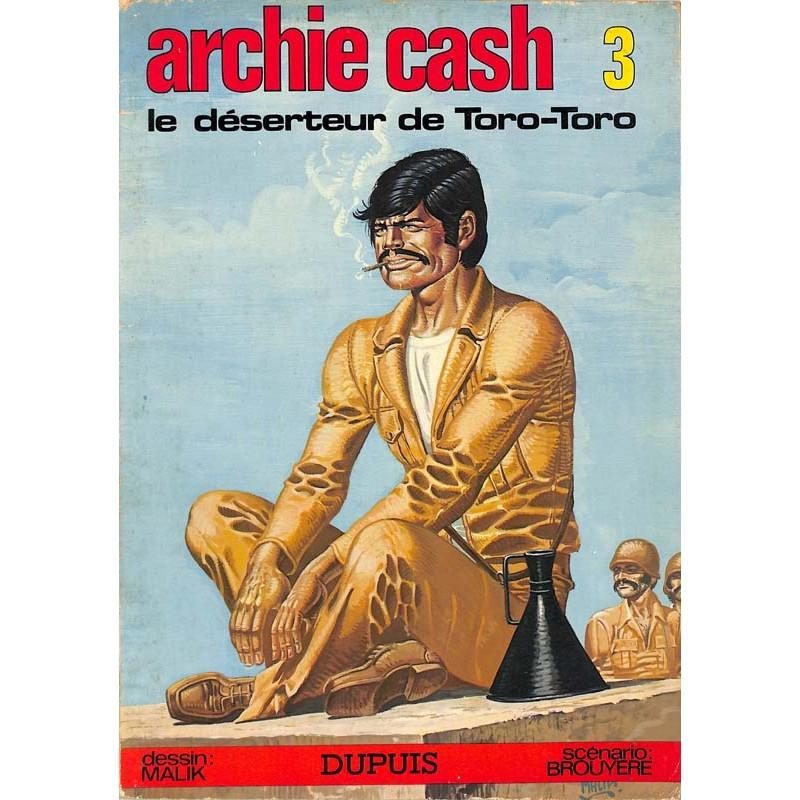 ABAO Bandes dessinées Archie Cash 03