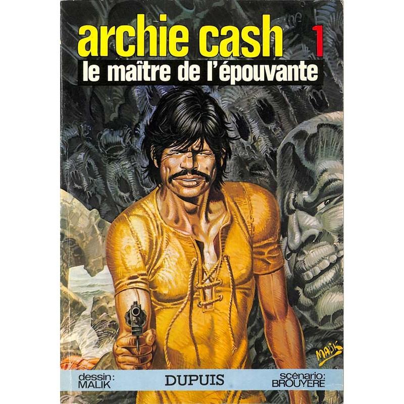 ABAO Bandes dessinées Archie Cash 01