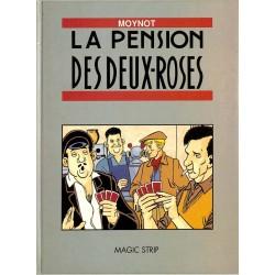 ABAO Bandes dessinées La Pension des Deux-Roses