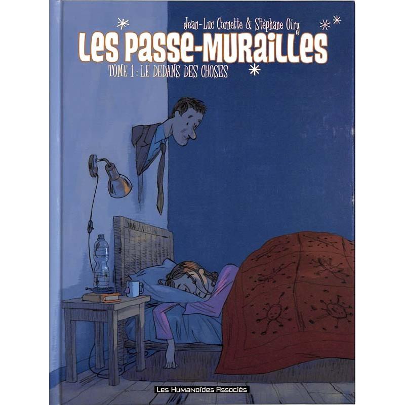 ABAO Bandes dessinées Les Passe-Murailles 01