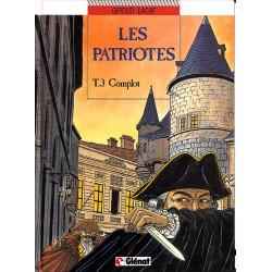 Bandes dessinées Les patriotes 03