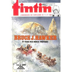 ABAO Bandes dessinées Tintin recueil 182 (B)