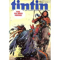 ABAO Bandes dessinées Tintin recueil 165